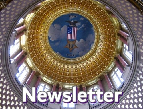 Bob Kressig Newsletter April 15, 2021